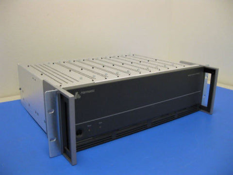 HTR-2000F Harmonic Lightwaves Headend Transceiver Shelf - Confluent Technology Group