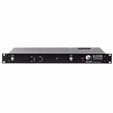 RMDA 750-30P Rack Mounted Distribution Amplifier - Confluent Technology Group
