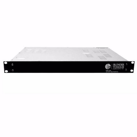 SMR-1600 Multiswitch, Rack Mounted, 2 In-16 Out - Confluent Technology Group