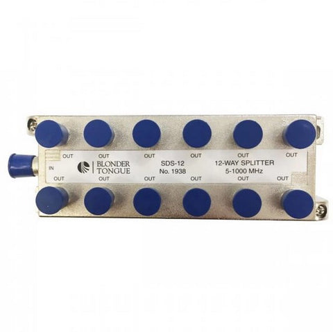 SDS-12 Splitter, 12 Way - Confluent Technology Group