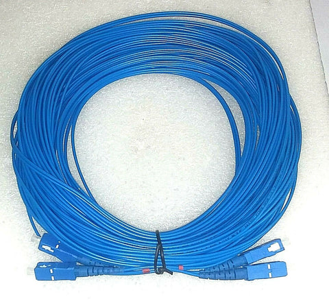 Fiberdyne Sm Dplx B/I 2.0mm Blue, SC/UPC-SC/UPC, 20m; Part #F9C21R2GC66020MB-TR - Confluent Technology Group