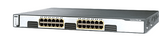 Cisco  Catalyst (WS-C3750G-24T-S) 24-Ports Rack-Mountable Switch Managed...