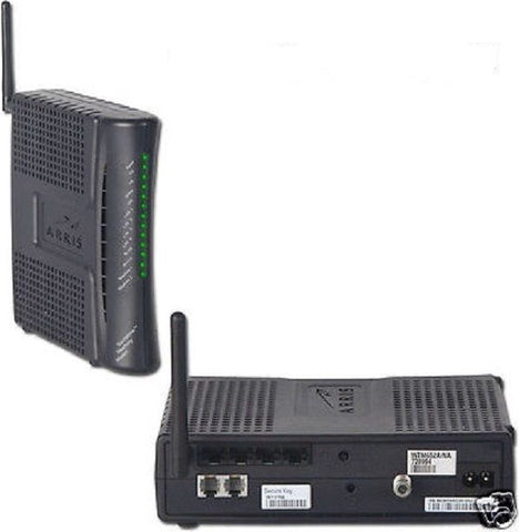 Arris WTM652G Wireless Telephony Modem Docsis 3.0 - Confluent Technology Group