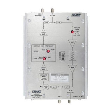 DA8632 Distribution Amplifier - Confluent Technology Group