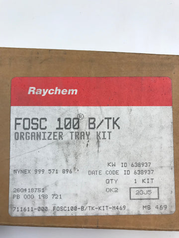 Raychem FOSC100-B/TK-KIT 3 pack