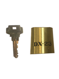 Cable Security Systems, Inc. DX-23 Meter Lock