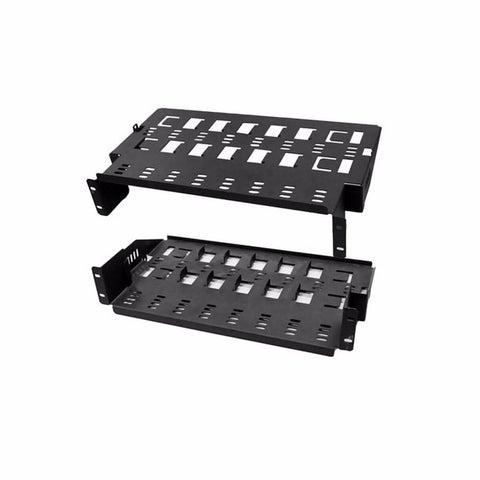 RXS-8 19 Inch D12 Receiver Shelf - Confluent Technology Group