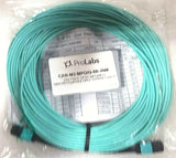ProLabs 20m Fiber Optic MPO-MPO 0M3 Multiple Strand Cable; CAB-M3-MPO/Q-8B-20M - Confluent Technology Group