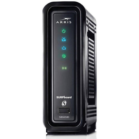 Motorola SBG6580 Docsis 3.0 Wireless Modem-Comcast-Xfinity&TWC Approved - Confluent Technology Group