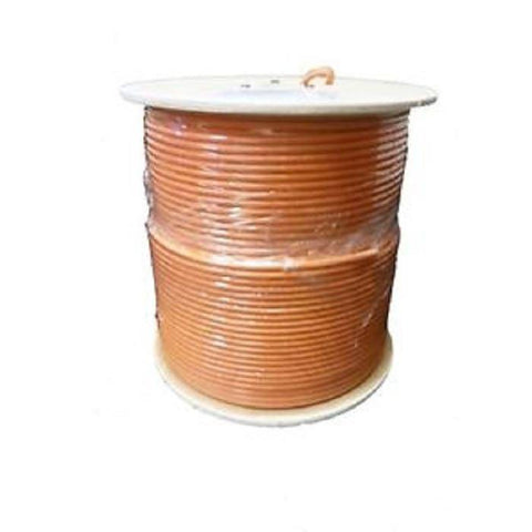 Commscope RG59 Headend Cable 1000ft F59HEC-2VVORG (Orange) - Confluent Technology Group