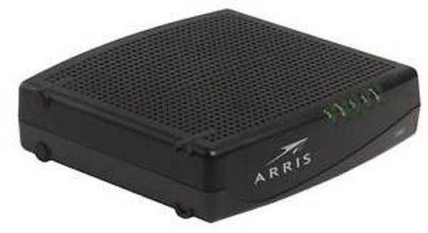 Arris CM820A Cable Modem With Power Cord DOCSIS 3.0 Touchstone - Confluent Technology Group