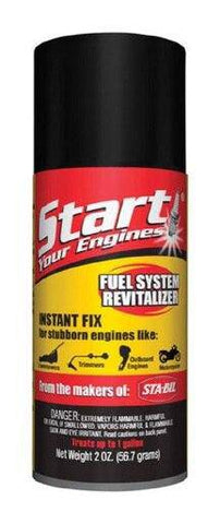 Start Your Engines!  Fuel System Revitalizer and Starter Fluid for 2 and 4 Cycle - Confluent Technology Group
