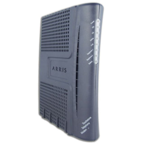 Arris TM502G Wireless Telephony Modem  Refurbished - Confluent Technology Group