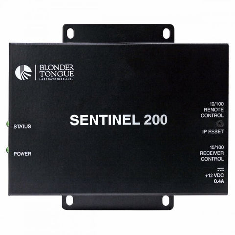 Sentinel 200 Custom Remote Server Satellite-Receiver Controller/Monitor - Confluent Technology Group