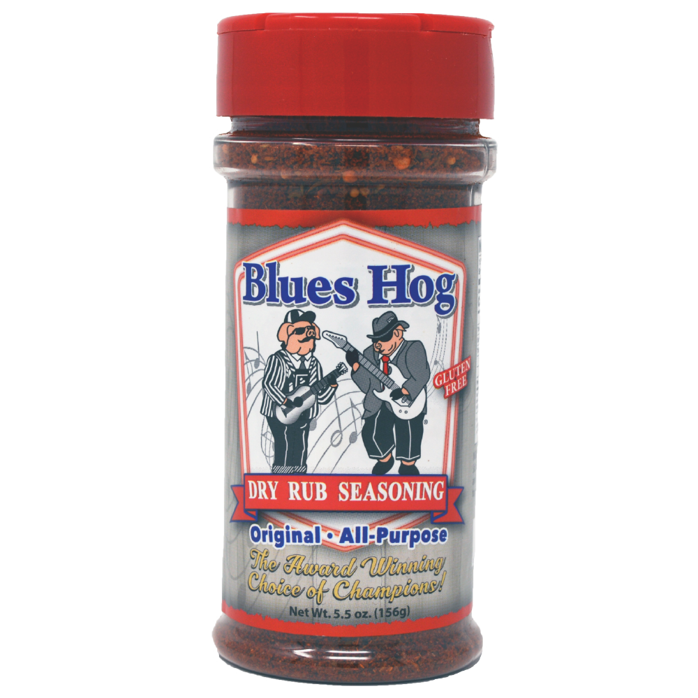 Blues Hog BBQ 'Original' Dry Rub - 156g - JAV Skonis