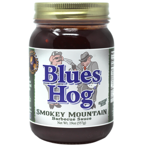 Blues Hog BBQ 'Smokey Mountain' BBQ Sauce – 570g - JAV Skonis