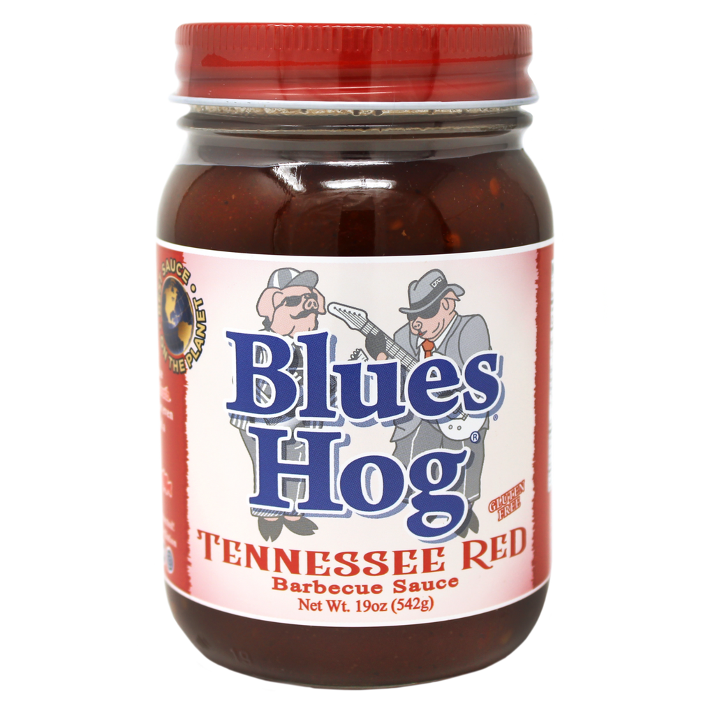 Blues Hog BBQ 'Tennessee Red' BBQ Sauce - JAV Skonis