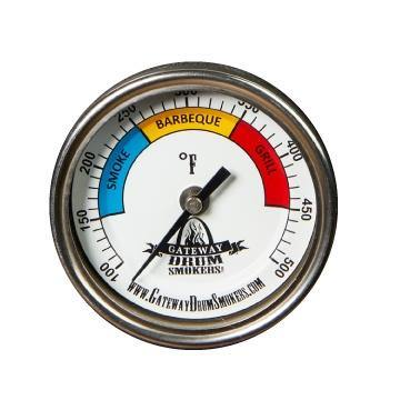 Gateway Drum CUSTOM DIAL THERMOMETER - JAV Skonis
