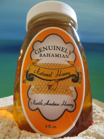 North Andros Honey