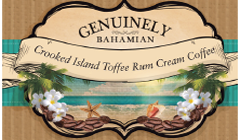 Crooked Island Toffee Rum Cream Coffee