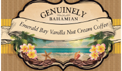 Emerald Bay Vanilla Nut Cream Coffee