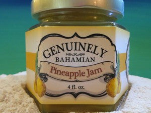 Genuinely Bahamian Pineapple Jam