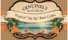 Tropical Sip Sip Rum Coffee