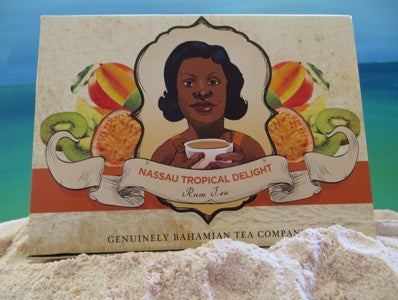 Genuinely Bahamian Nassau Tropical Delight Tea
