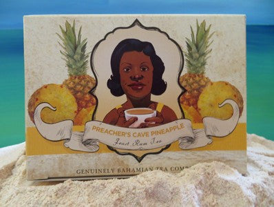 Genuinely Bahamian Preachers Cave Pineapple Tea