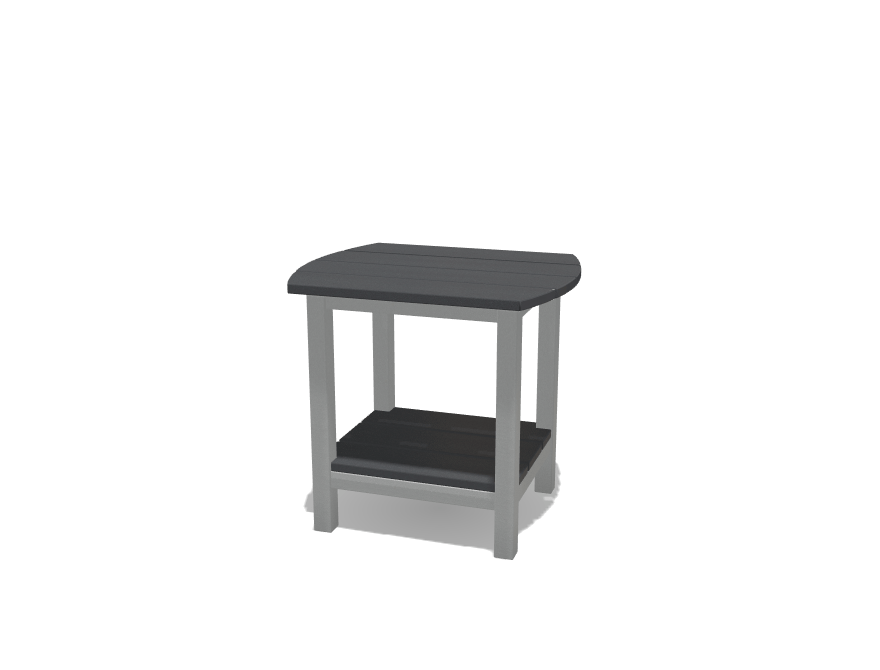 End Table Deluxe - MY OUTDOOR ROOM