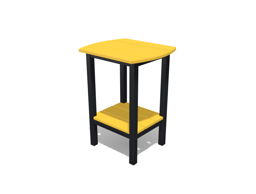 End Table Deluxe Bistro - MY OUTDOOR ROOM