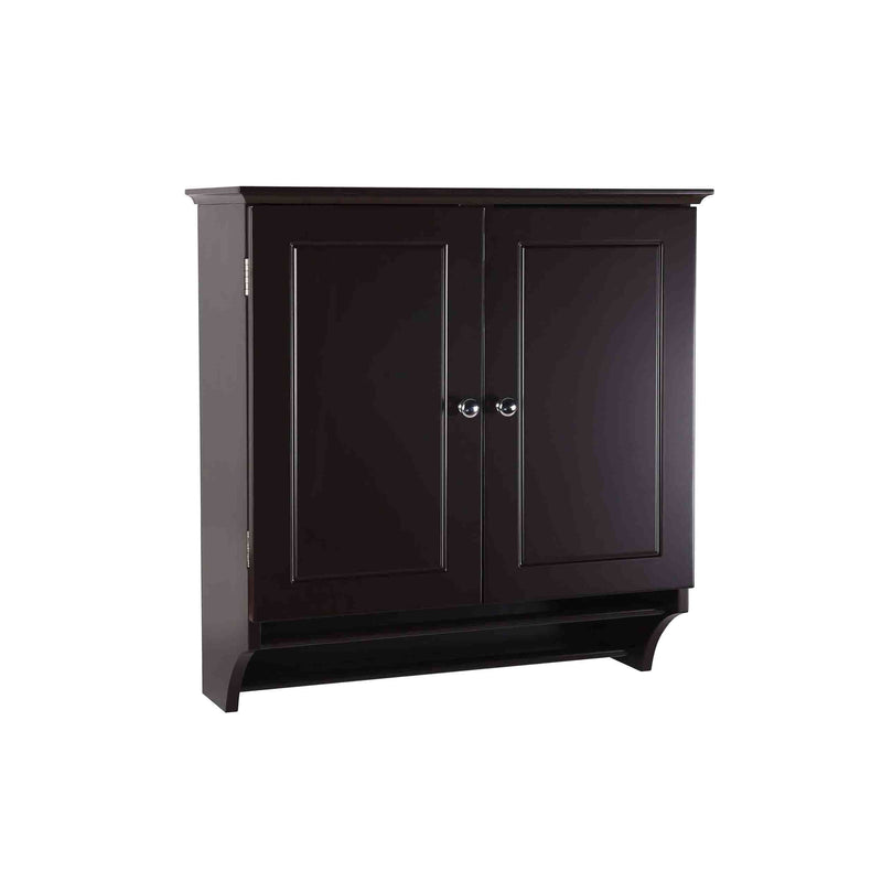 24.4'' W x 23.6'' H x 8.6'' D Wall Mounted Bathroom Cabinet