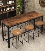 47.2'' W Bar Height Dining Table