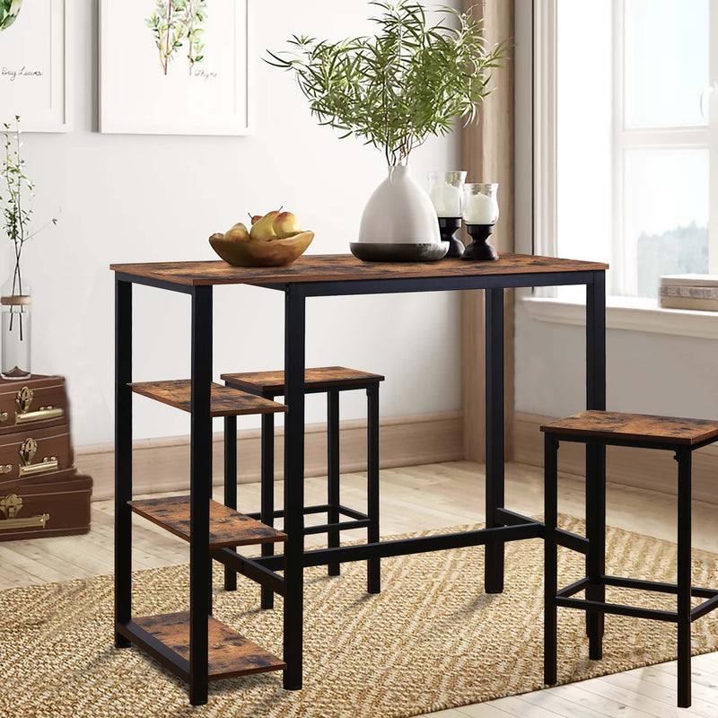 3 - Piece Counter Height Dining Set