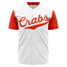 Load image into Gallery viewer, 🦀 Baltimore Crabs Home Blaseball Jersey