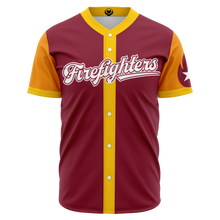 Load image into Gallery viewer, 🔥 Firefighters Away Blaseball Jersey