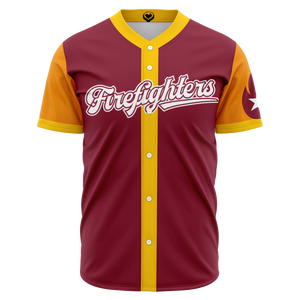 🔥 Firefighters Away Blaseball Jersey