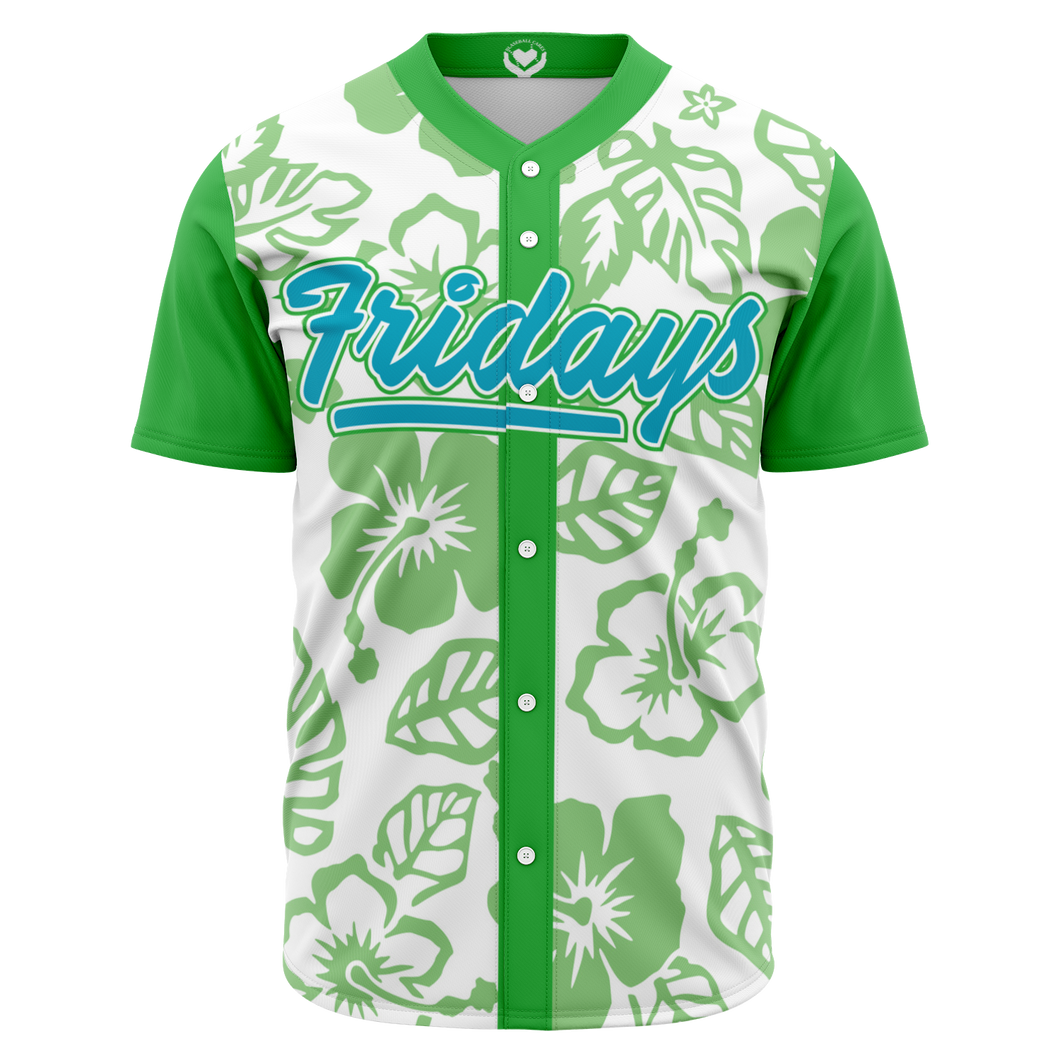 🏝️ Fridays Home Blaseball Jersey