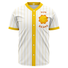 Load image into Gallery viewer, 🌞 Sunbeams Home Blaseball Jersey