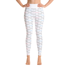 Load image into Gallery viewer, ⚾ The P.MacMilly Signature Collection Leggings - White