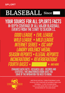 ⚾ Blaseball Splorts Almanac: The Discipline Era