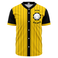 Load image into Gallery viewer, 🌞 Sunbeams Away Blaseball Jersey