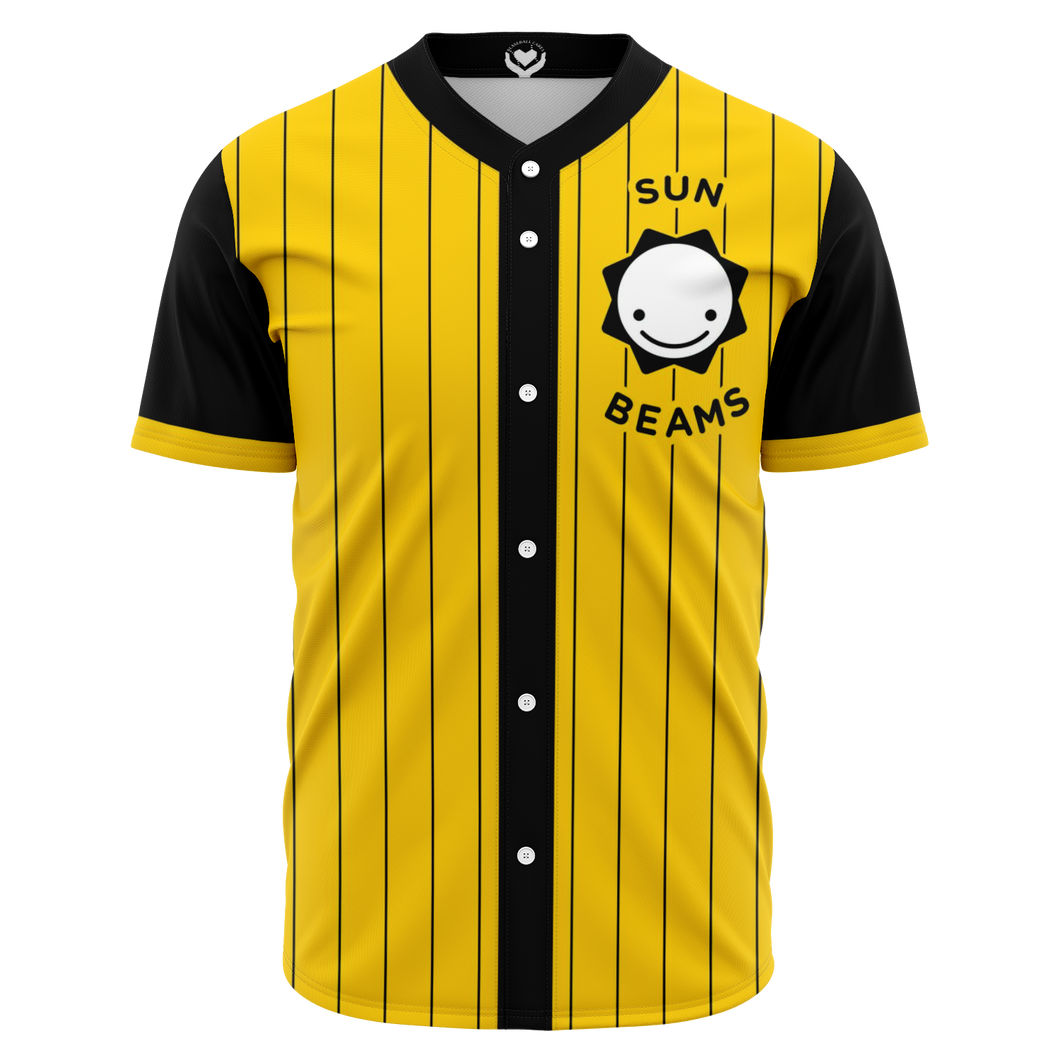 🌞 Sunbeams Away Blaseball Jersey