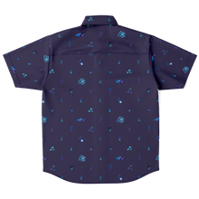 Load image into Gallery viewer, 🦑 Hall Stars Button Up Shirt