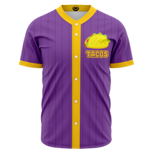 Load image into Gallery viewer, 🌮 Tacos Home Blaseball Jersey