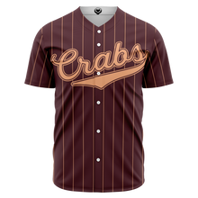 Load image into Gallery viewer, 🦀 Baltimore Crabs Away Blaseball Jersey