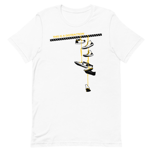 👟 Shoe Thieves Distraction T-Shirt