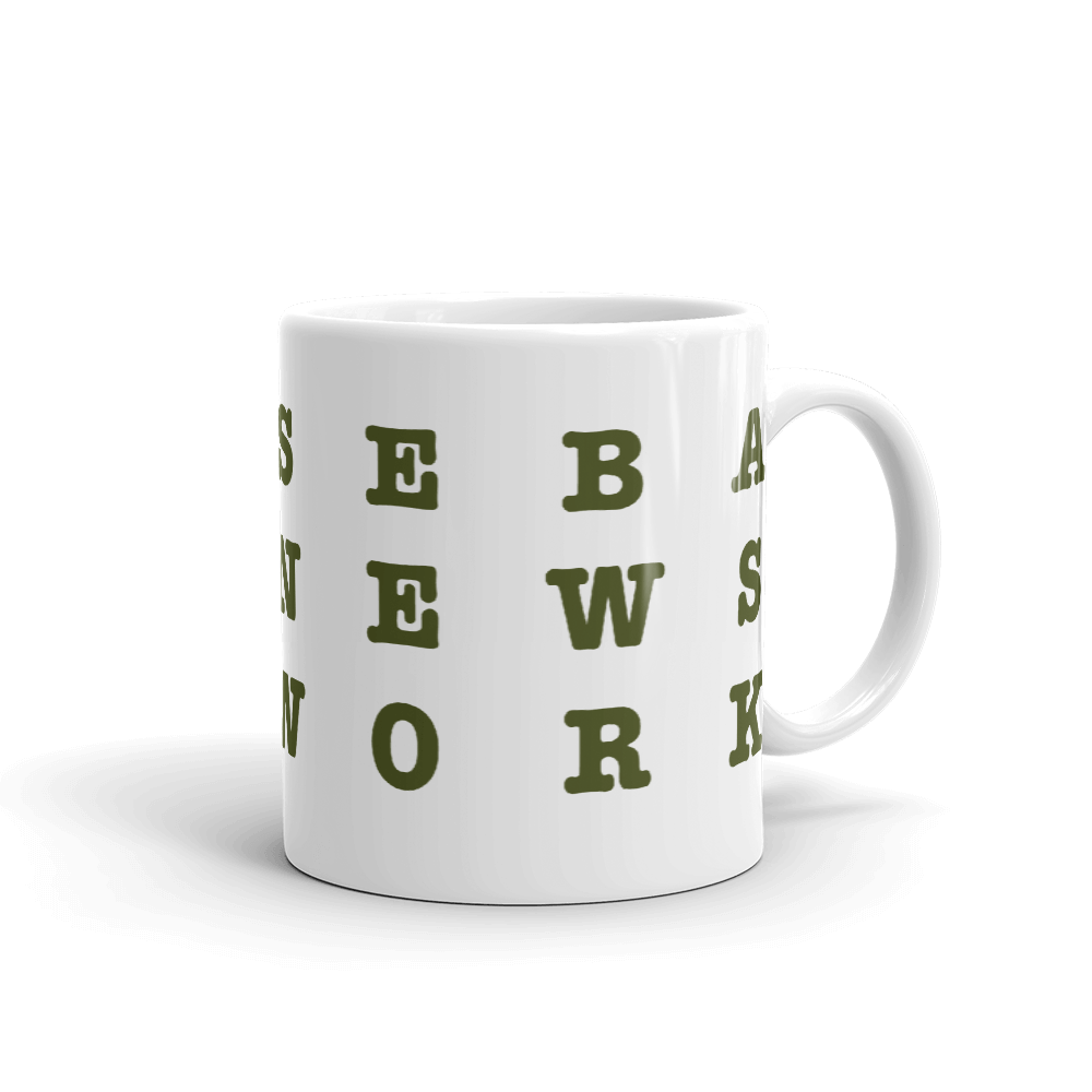 ⚾Blaseball News Network Mug