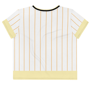 🌞Sunbeams Uniform Crop Tee