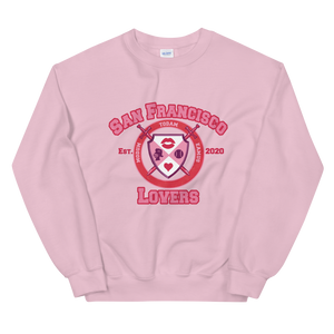 💋Lovers Crest Sweater